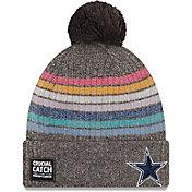 New Era Women's Dallas Cowboys Crucial Catch Grey Knit