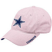 Dallas Cowboys Merchandising Pink Basic Slouch Adjustable Hat