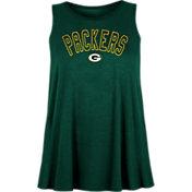 New Era Women's Green Bay Packers Rayon Spandex Green Tank Top