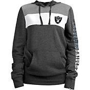 New Era Women's Las Vegas Raiders Fleece Black Pullover Hoodie