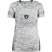 New Era Women's Las Vegas Raiders Space Dye Glitter T-Shirt