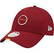 New Era Women's Washington Football Team Logo Sleek 9Forty Adjustable Hat
