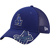 New Era Youth Los Angeles Dodgers Blue 39Thirty Stretch Fit Hat