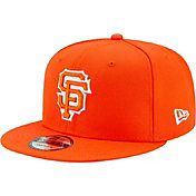 New Era Youth San Francisco Giants Orange 2021 City Connect 9Fifty Adjustable Hat