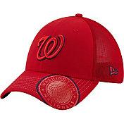 New Era Youth Washington Nationals Navy 39Thirty Stretch Fit Hat