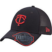 New Era Youth Minnesota Twins Navy 39Thirty Stretch Fit Hat
