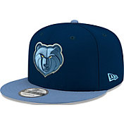 New Era Youth Memphis Grizzlies Blue 9Fifty Adjustable Hat