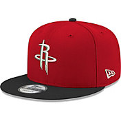 New Era Youth Houston Rockets Red 9Fifty Adjustable Hat