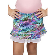 Sofibella Girls' UV Ruffle Tennis Skort