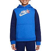 Nike Boys' Sportswear Club Shoe Box Pullover Hoodie