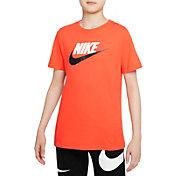 Nike Boys' Sportswear Cotton T-Shirt