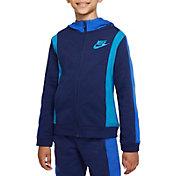 Nike Boys' Sportswear Amplify Full-Zip Hoodie