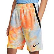 Nike Boys' Fly Dri-FIT Tie-Dye Training Shorts