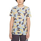 Nike Boys' Sportswear Futura All Over Print T-Shirt