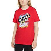 Nike Boys' Sportswear Repeat Just Do It T-Shirt