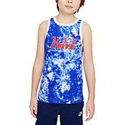 Nike Boys' Sportswear Retro USA All Over Print Tank Top