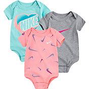 Nike Infant Bodysuit - 3 Pack