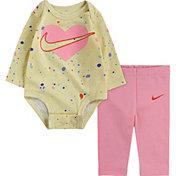 Nike Infant Girls' BFF Bodysuit and Leggings Set