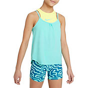 Nike Girls' Dri-FIT 2-in-1 Tank Top