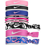 Nike Mixed Ponytail Holder - 9 Pack