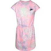 Nike Toddler Girls' Washed Tie Dye Dress