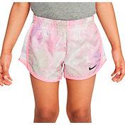 Nike Little Girls' Dri-FIT Sky Dye Tempo Shorts