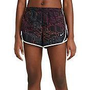 Nike Girls' Tempo All Over Print Shorts