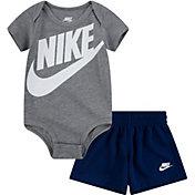 Nike Infant Boys' Futura Bodysuit and Shorts Set