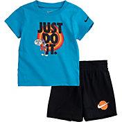 Nike Kids' Hemtape DNA Space Jam Short Set