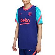 Nike Men's FC Barcelona Royal Training Jersey