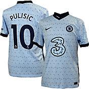 Nike Men's Chelsea FC '20 Christian Pulisic #10 Away Replica Jersey