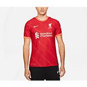 Nike Men's Liverpool '21 Vapor Authentic Match Home Jersey