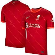Nike Men's Liverpool '21 Breathe Stadium Home Replica Jersey