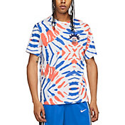 Nike Men's Festival Tie Dye Graphic Basketball T-Shirt