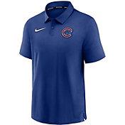 Nike Men's Chicago Cubs Flux Polo