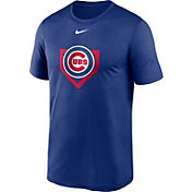 Nike Men's Chicago Cubs Blue Icon T-Shirt