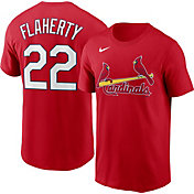 Nike Men's St. Louis Cardinals Jack Flaherty #22 Red T-Shirt