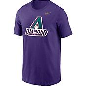 Nike Men's Arizona Diamondbacks Green Co-op Short Sleeve T-Shirt