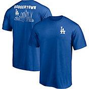 Nike Men's Los Angeles Dodgers Blue 'Dodgertown' T-Shirt