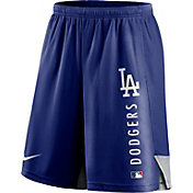 Nike Men's Los Angeles Dodgers Royal Authentic Collection Training Short
