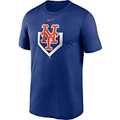 Nike Men's New York Mets Blue Icon T-Shirt