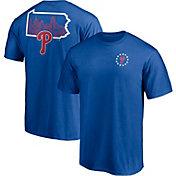 Fanatics Men's Philadelphia Phillies Blue Hometown T-Shirt