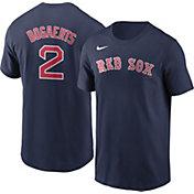 Nike Men's Boston Red Sox Xander Bogaerts #2 Navy T-Shirt
