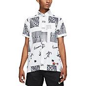 Nike Men's F.C. Dri-FIT Button Down Soccer Shirt