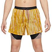 """Nike Men's Flex Stride Wild Run 2-In-1 5"""" Running Shorts"""