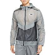Nike Men's Repel Wild Run Windrunner Graphic Running Jacket