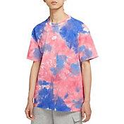 Nike Men's Sportswear Premium Essentials Tie-Dye Graphic T-Shirt