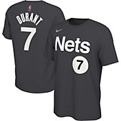 Nike Men's 2021 Earned Edition Brooklyn Nets Kevin Durant T-Shirt