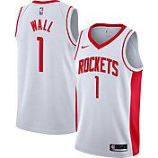 Nike Men's Houston Rockets John Wall #1 Dri-FIT Swingman White Jersey