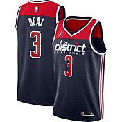 Nike Men's Washington Wizards Bradley Beal Navy Statement Jersey